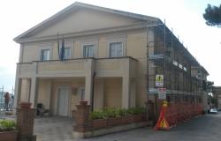 Restauro Municipio - Torchiara