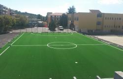 Restauro Liceo Scientifico - Vallo della Lucania